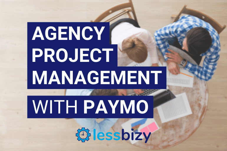 Agency project management with Paymo