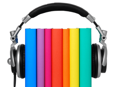 Audiobooks for learning on the move