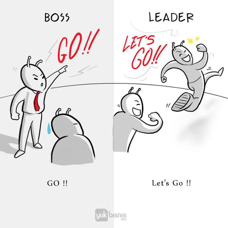 A boss has unreasonable demands