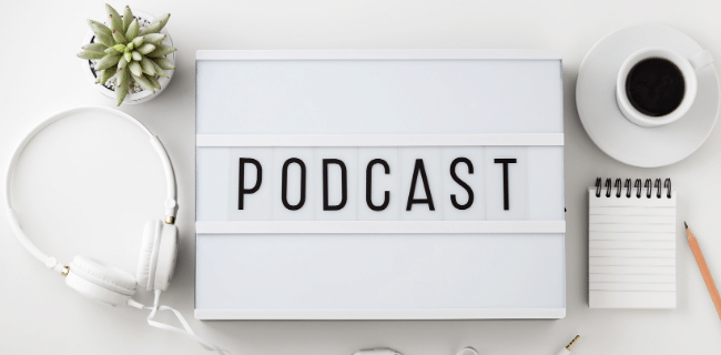 Podcasts listening to free to learn on the move